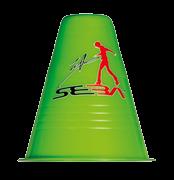 cono-slalom-dual-density-verde