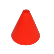 cono-slalom-frestyle-fosforescente-patinaje-rojo