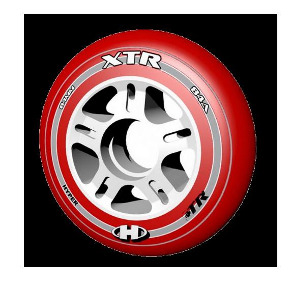 ruedas-hyper-xtr-84mm-85a-rojas