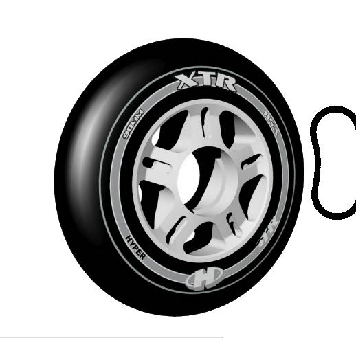 ruedas-hyper-xtr-90mm-85a
