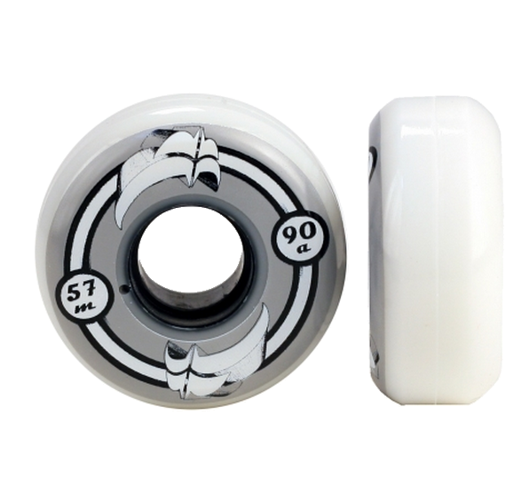 ruedas-razors-3d-agresivo-blancas