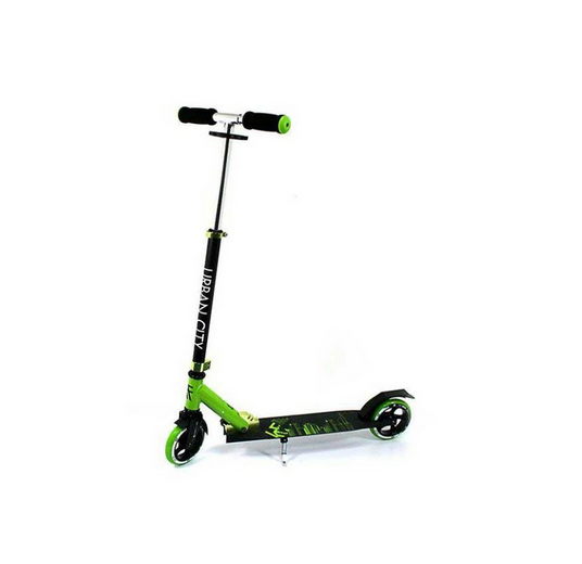 scooter-urban-city-verde