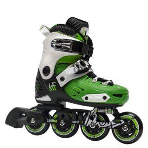 patin-freeskate-extensible-niño-krf-first-verde