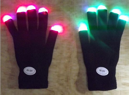 guantes-correr-patinar-luces