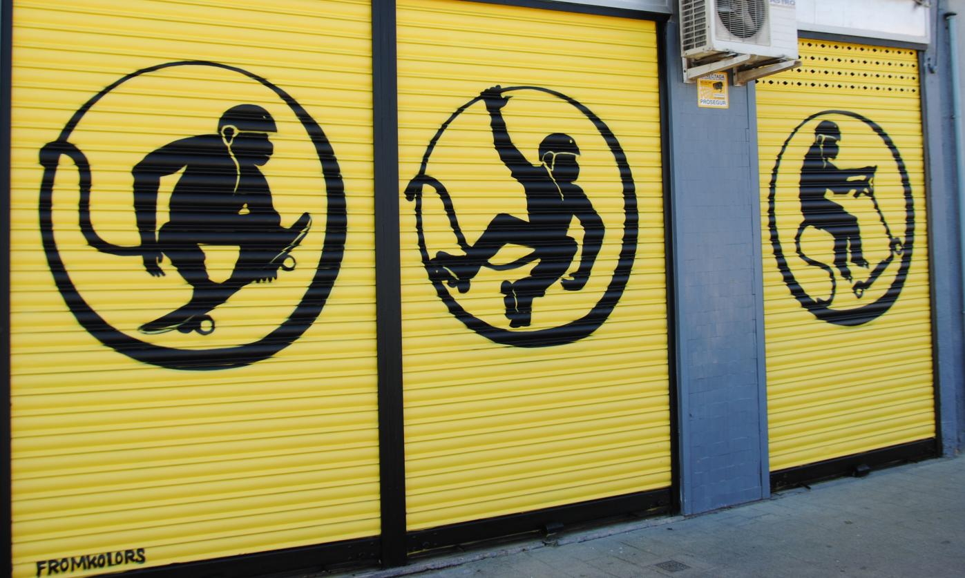 Tu tienda roller en Madrid Río