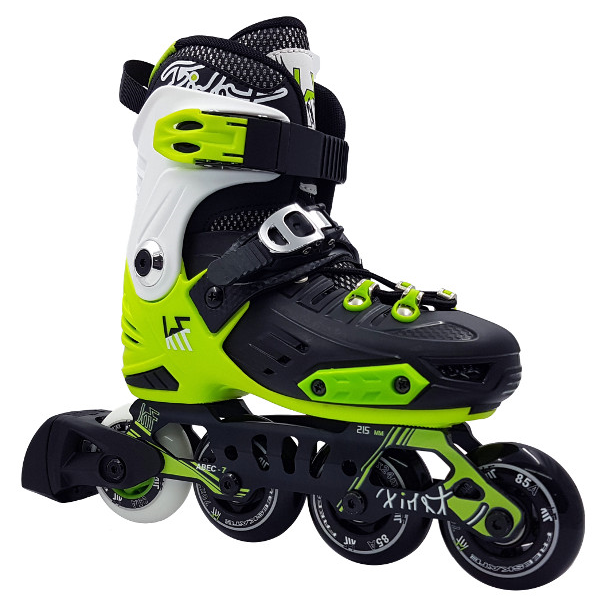 krf-patines-first-verde-blanco-freeskate-niño